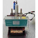 Custom Pneumatic Press w/Mead 2-Handed Actuator & Heated Platen - Gilroy
