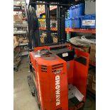 Raymond Model 20.R 30TT Electric Standup Forklift