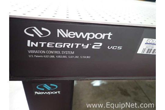 Desc: Newport Optical Anti-Vibration Table with Integrity 2