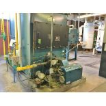Lot 23 - Burnham 127 HP Steam Boiler 4FL-563A-45-G0-PF