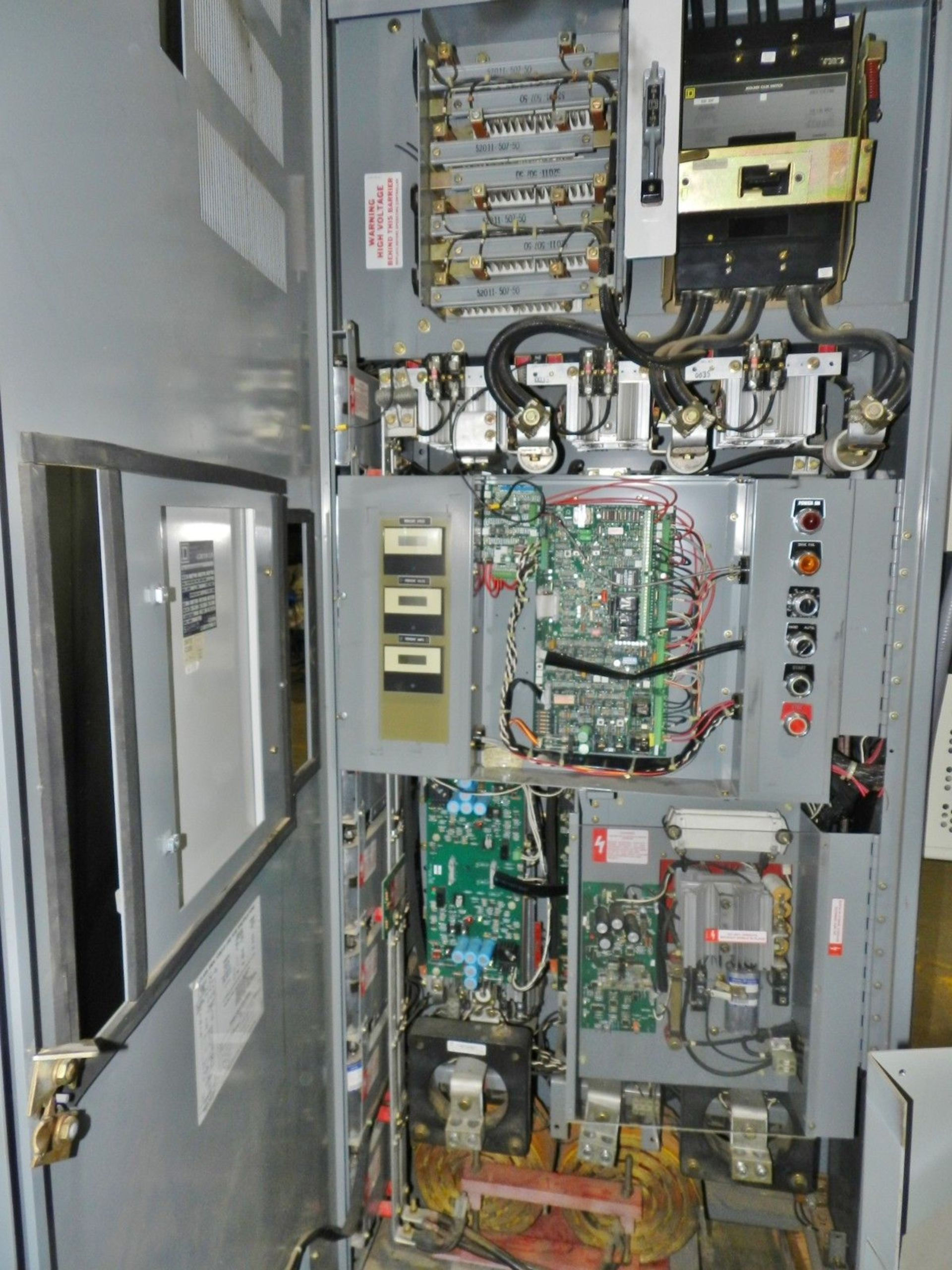 Lot 16 - Square D Omegapak 300 HP Adjustable Frequency Controller