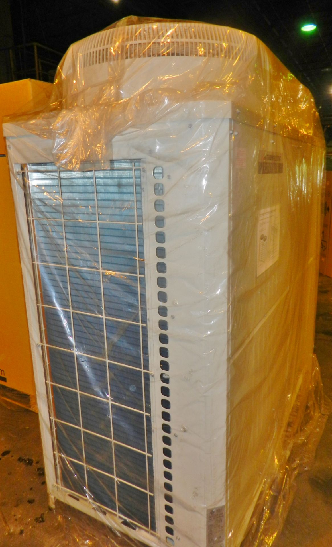 Lot 26 - Mitsubishi 10 Ton Air Conditioner Outdoor Unit PUHY-P120TJMU-A-BS