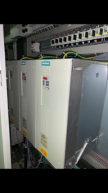Lot 4 - Lot of 4 Siemens Simovert AC Drive 6SE7027-2ED61