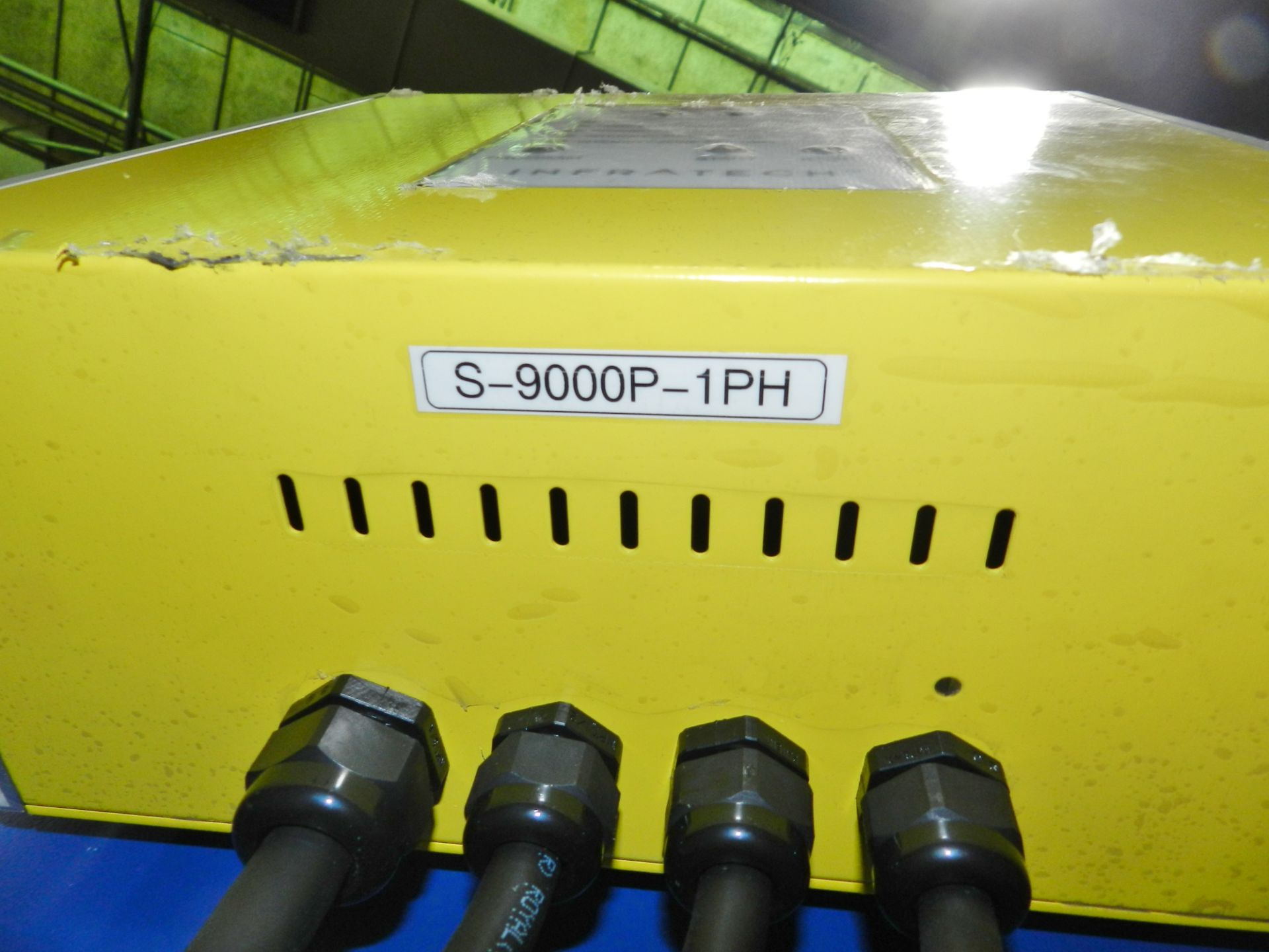 Lot 33 - Infratech 9,000 Watt Infared Curing Oven S-9000-P