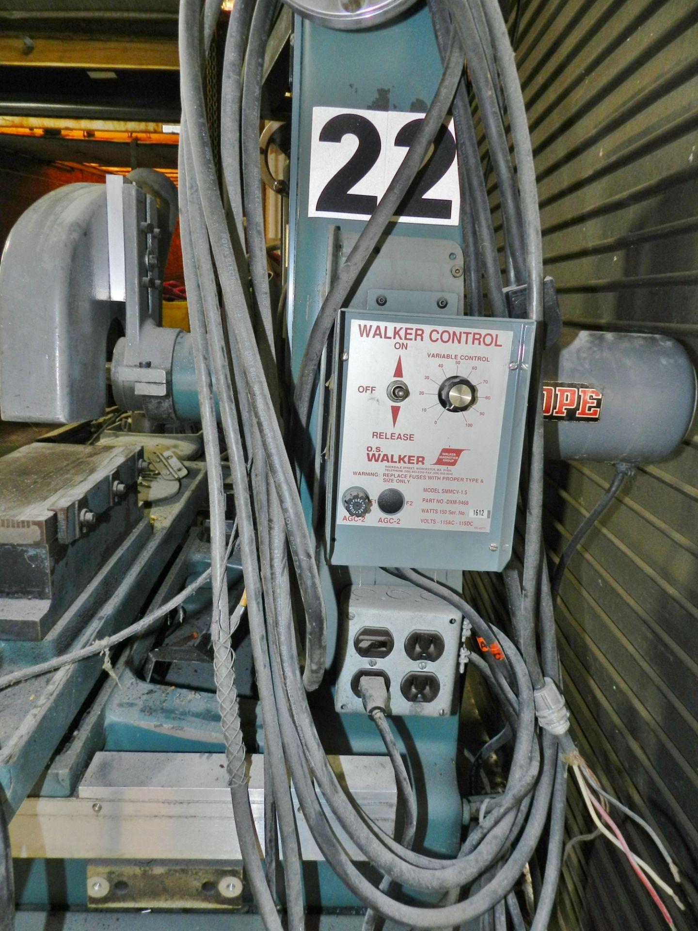 """Lot 47 - Harig Super 612 Surface Grinder 5"""" x 10"""" Mag Chuck"""