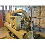 Lot 164 - Trane 180 Ton Water Cooled Chiller RTHB180