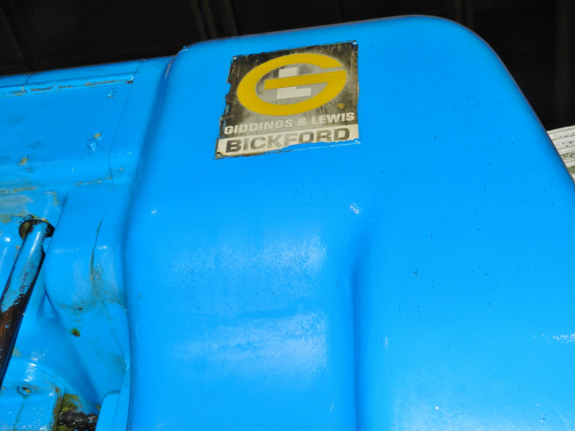"Lot 45 - Giddings & Lewis Bickford 24"" Drill Press"