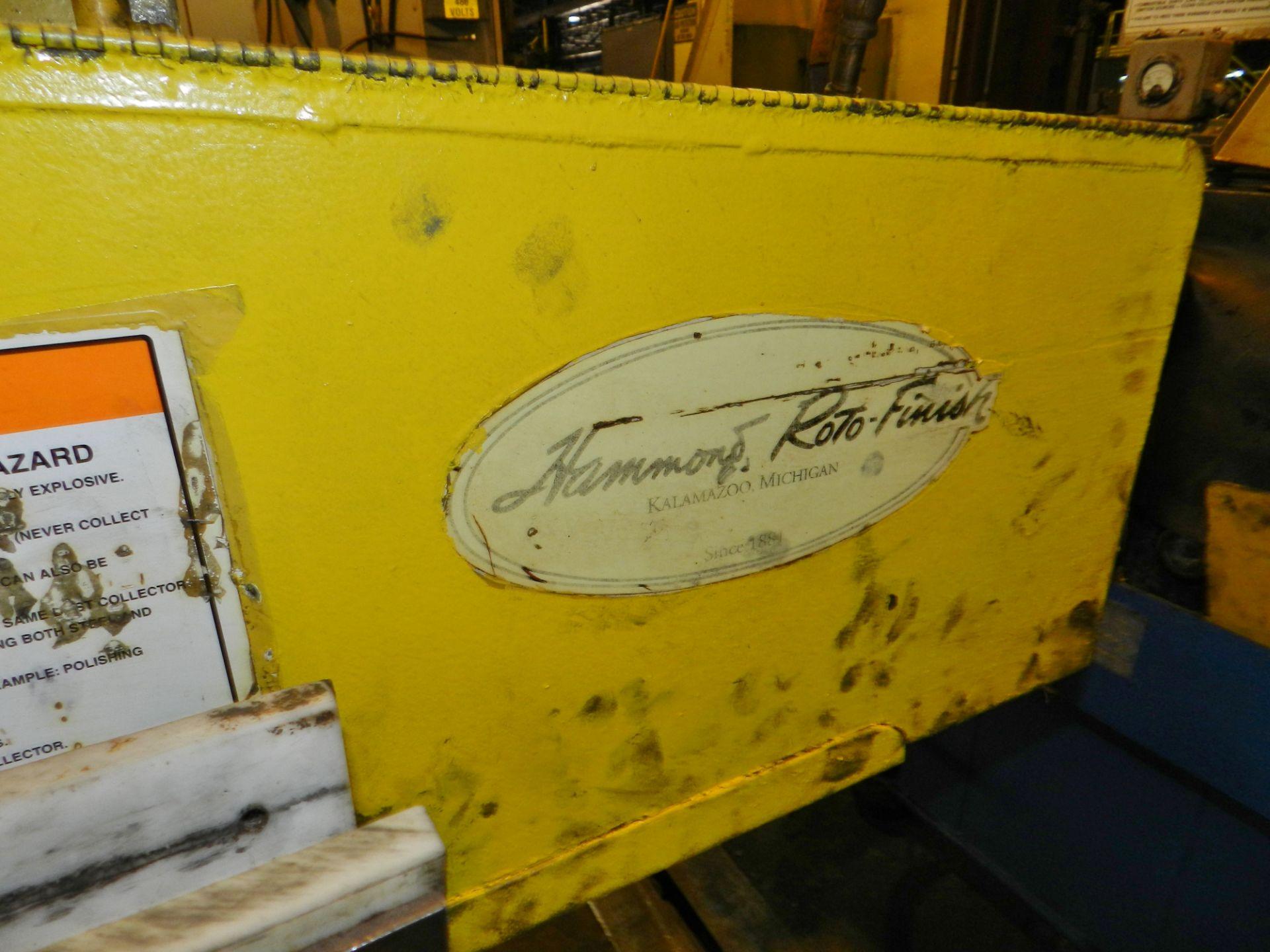 Lot 58 - Hammond OD-2 WAB Cylindrical OD Finisher