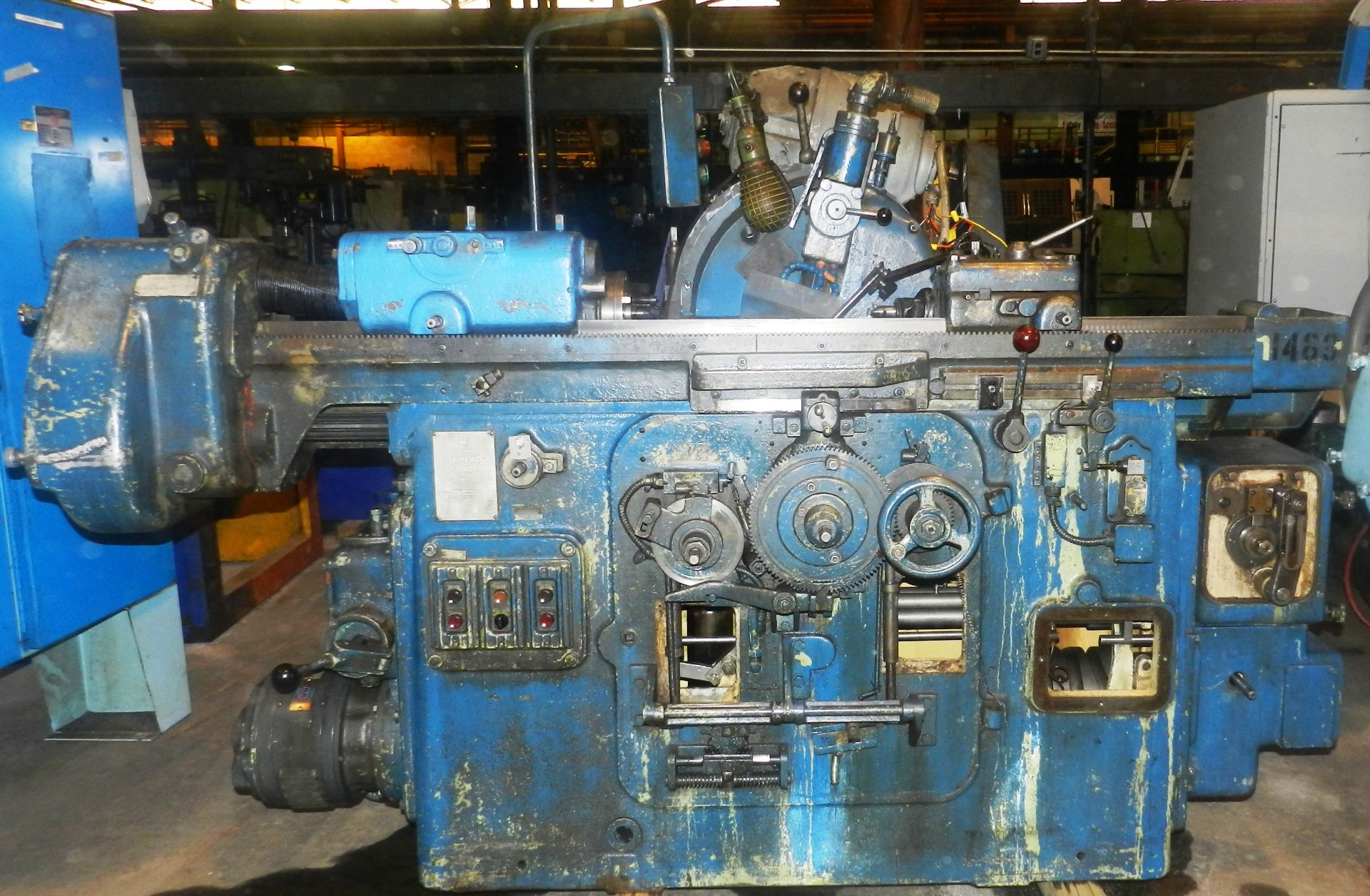 "Lot 60 - Jones & Lamson 6"" x 36"" Thread Grinder"
