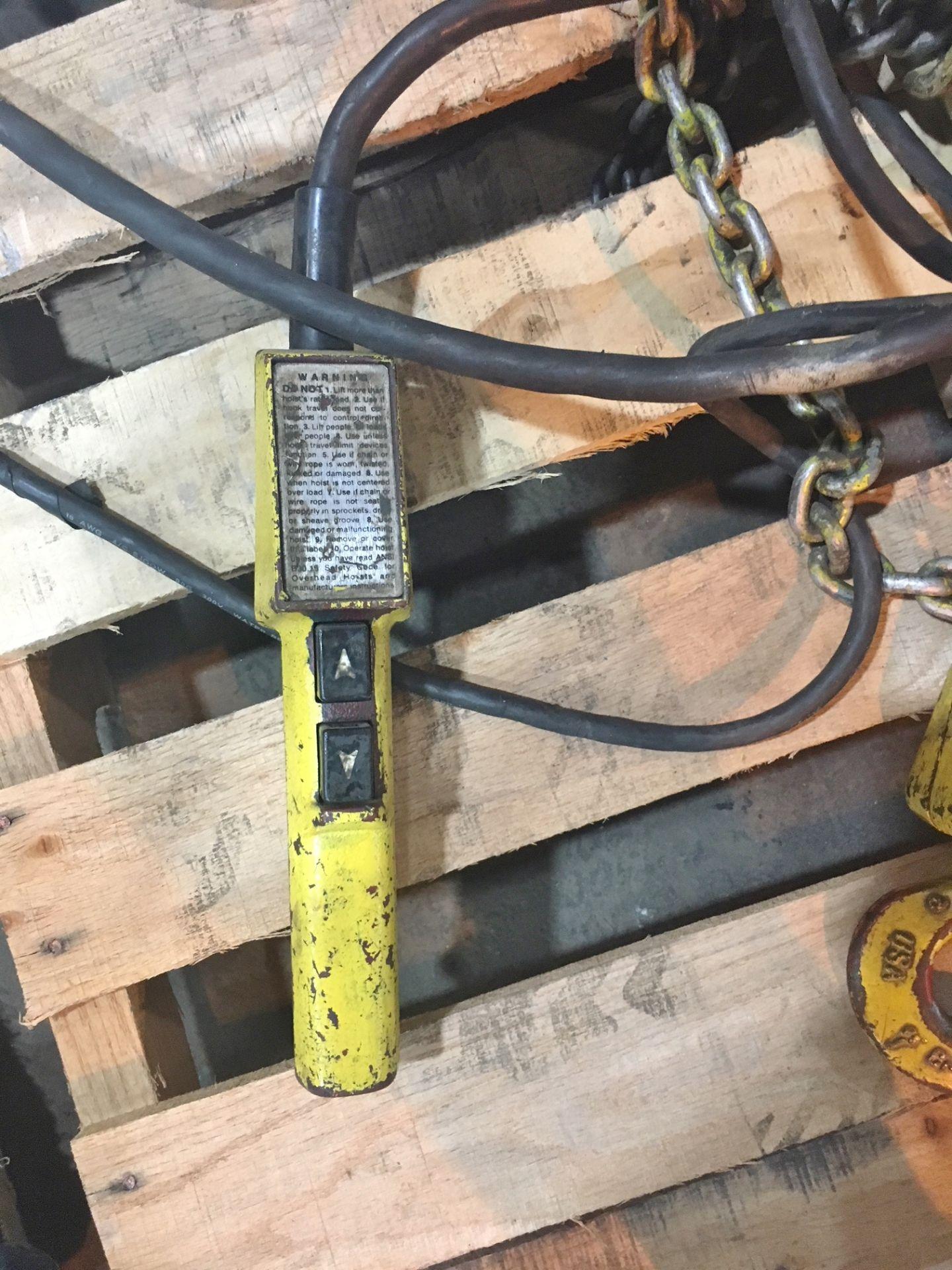 Lot 43 - Coffing 1 Ton Chain Hoist
