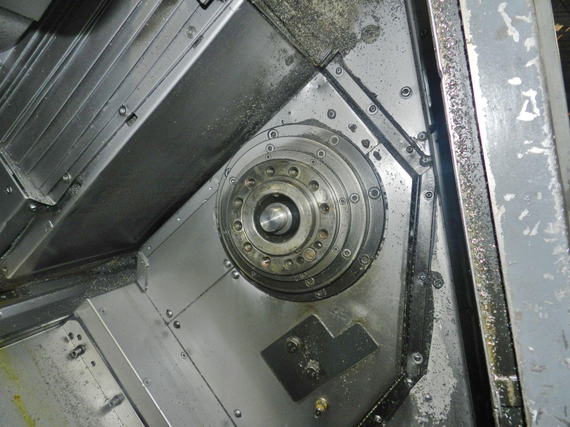 Lot 33 - Mori Seiki DL-20 CNC Lathe