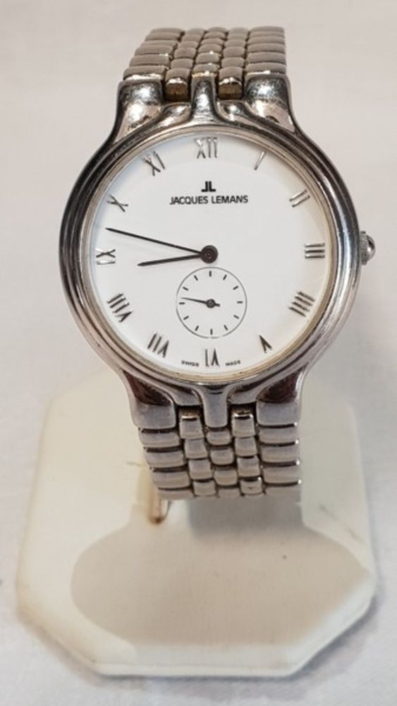Watches, Jewellery, Silver