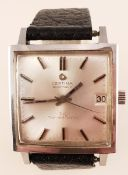 Certina Automatic, Model: T+C Town and Country Herrenarmbanduhr, Stahl, Ref: 5801 115, Gehäusenr:
