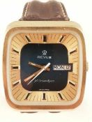 Revue Kilimandscharo , Armbanduhr, Daydate, Automatic ,Ref: S7712A, ca.34x38cm , 79,6g,