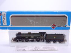 "OO GAUGE - An AIRFIX Castle Class steam loco ""Pend"