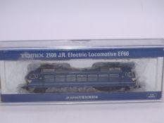 N GAUGE - A TOMIX 2109 Japanese Railways Class EF6