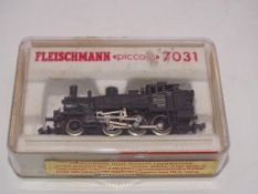 N GAUGE - A FLEISCHMANN 7031 Belgian Outline steam