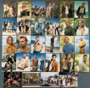 LOST (2000's) - (76 in Lot) - Large quantity (76) of colour cast photographs from the cult TV show