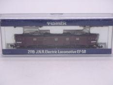 N GAUGE - A TOMIX 2119 Japanese Railways Class EF5