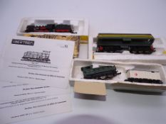 N GAUGE - A group of Spanish Outline locomotives b