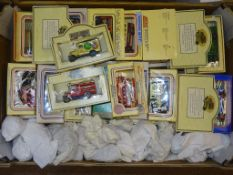 A TRAY CONTAINING A SELECTION OF LLEDO DAYS GONE as lotted - VG/E in G boxes (circa 25 boxed plus
