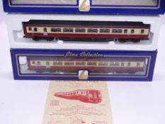 OO GAUGE - A Lima Class 156 Super Sprinter, 156 510, in Strathclyde Carmine/Cream livery, #185 of