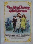 "THE RAILWAY CHILDREN (1970) UK / International One Sheet Movie Poster - (27"" x 41"" - 68.5 x 104"
