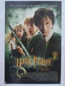 """HARRY POTTER AND THE CHAMBER OF SECRETS (2002)- UK One Sheet Movie Poster - 27"""" x 40"""" (68.5 x 101."""