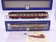 OO GAUGE - A Lima Class 156 Super Sprinter, 156 433 The Kilmarnock Edition, in Strathclyde Carmine/