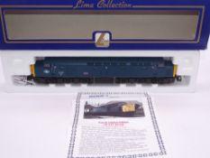 OO GAUGE - A Lima Class 40 diesel locomotive, 40012 Aureol, in BR Blue livery, #330 of 500?? (