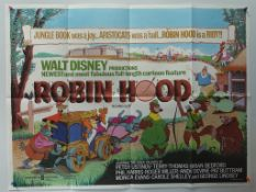 ROBIN HOOD (1973) Lot x 3 - FIRST RELEASE - 3 x Br