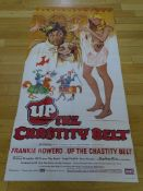 UP THE CHASTITY BELT (1971) - British Large Format