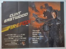 UK QUAD JOB LOT (44 in Lot) to include FIREFOX (1982) / JERRY MAGUIRE (1996) / QUEST FOR FIRE (1981)