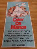 CARRY ON MATRON (1972) - British Large Format Thre
