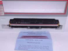 OO GAUGE - A Lima Class 47 diesel locomotive, 47835 Windsor Castle, in Intercity Swallow livery, #