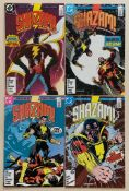 SHAZAM: NEW BEGINNING LOT #1, 2, 3, 4 (4 in Lot) - (1987 - DC/VERTIGO - NM) - ROY THOMAS & TOM