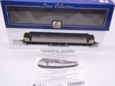 OO GAUGE - A Lima Class 47 diesel locomotive, 47157, in Triple grey livery, #137 of 500 (Geoffrey