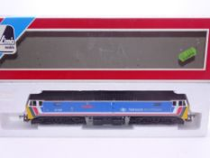 OO GAUGE - A Lima Class 47 diesel locomotive, 47581 Great Eastern, in Network South East livery.