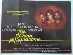 UK QUAD JOB LOT (43 in Lot) to include CHINA SYNDROME (1979) / GUNS OF THE MAGNIFICENT SEVEN (