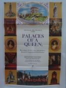 """PALACES OF A QUEEN (1967) UK/International One Sheet Movie Poster - (27"""" x 40"""" - 68.5 x 101.5"""