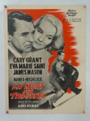 NORTH BY NORTHWEST (1959) FIRST RELEASE - ALFRED H