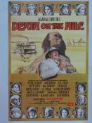 "DEATH ON THE NILE - (1978) - UK One Sheet Film Poster (27"" x 40"" – 68.5 x 101.5 cm) Rolled - Very"