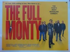 "THE FULL MONTY - UK Quad Film Poster - 30"" x 40"" (76 x 101.5 cm) - Rolled (as issued) - Very Fine"