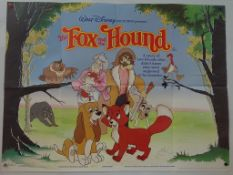 WALT DISNEY LOT (4 in Lot) to include FOX & THE HOUND (1981) / THE SHAGGY D.A. (1977) / FOLLOW ME