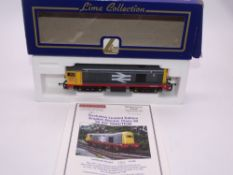 OO GAUGE - A Lima Class 20 diesel locomotive, 20227 Traction, in Railfreight livery, #186 of 550 (