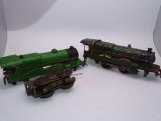 O GAUGE - A pair of Hornby O gauge No.3 (4-4-2) st