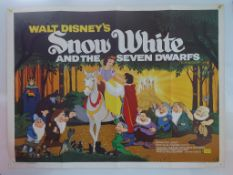 SNOW WHITE AND THE SEVEN DWARFS (1970's) (3 in Lot