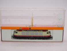 N GAUGE - An Arnold German BR 103 electric locomot