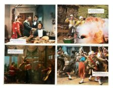 CARRY ON UP THE KHYBER (1968) Lot x 2 - UK/British Lobby Card set x 8 - Printed to a very high