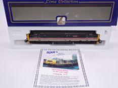 OO GAUGE - A Lima Class 37 diesel locomotive, 37407 Loch Long, in Mainline livery, #330 of 500 (